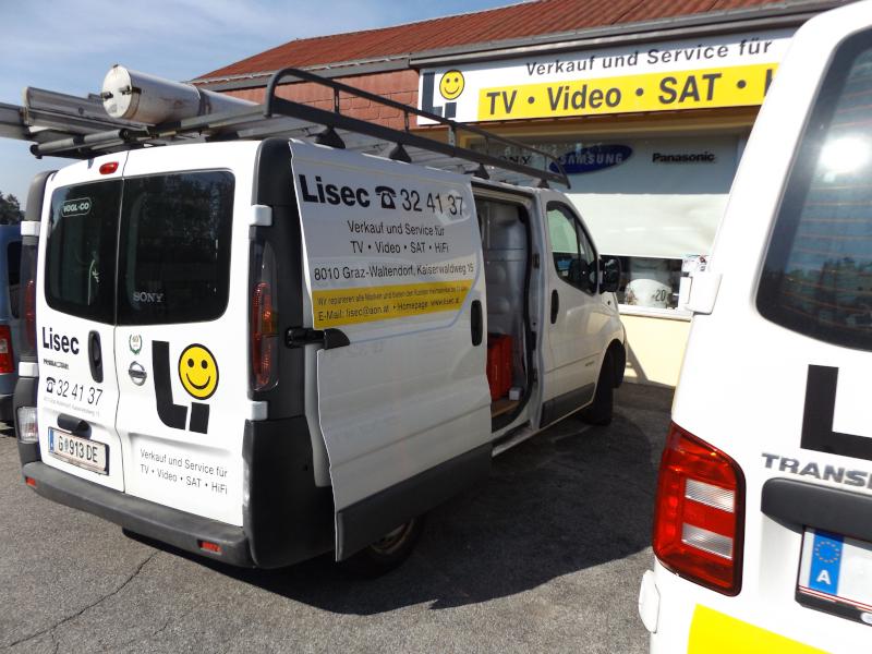 Lisec Elektrogeräte-Reparatur